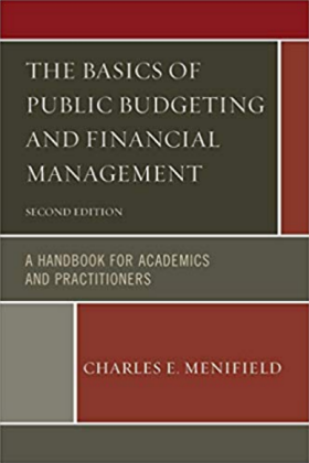 The Basics of Public Budgeting and Financial Management Book